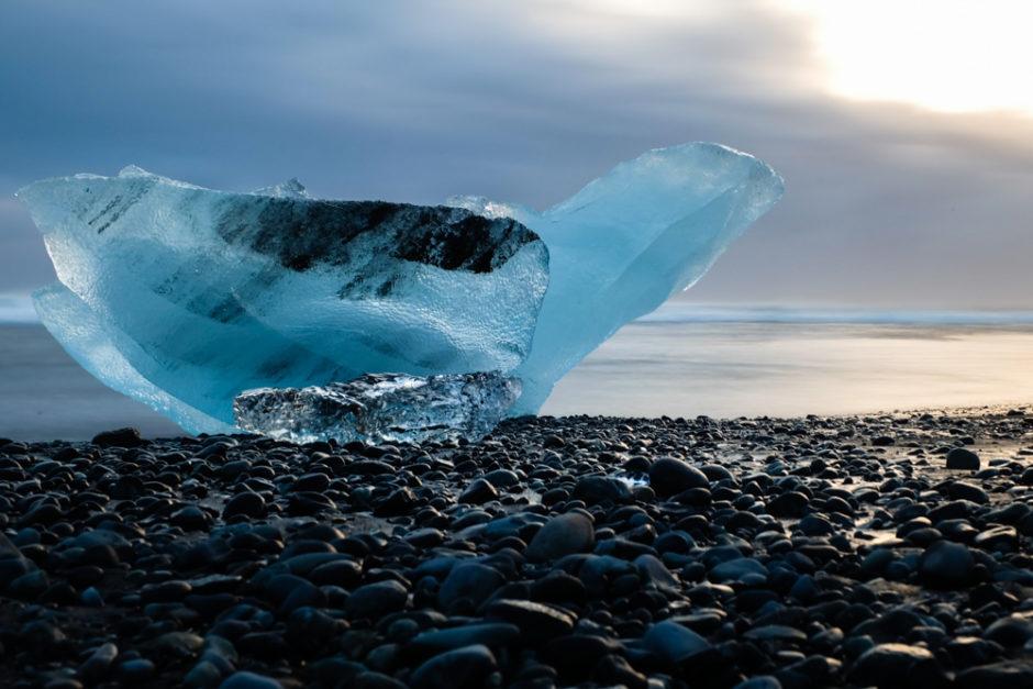 iceberg in Islanda - libri di viaggio Islanda