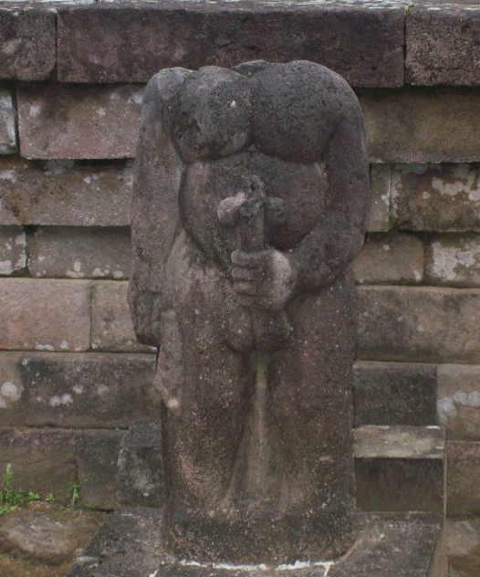indonesia statua fertilita