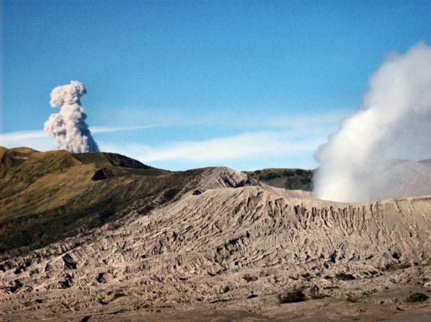 indonesia vulcani fumanti