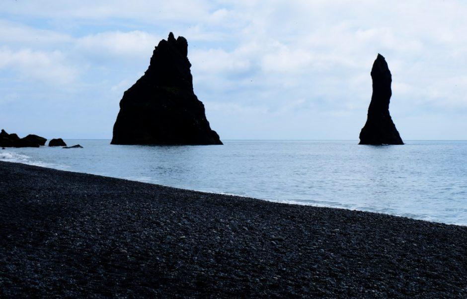 islanda spiaggia nera vik Reynisfjara