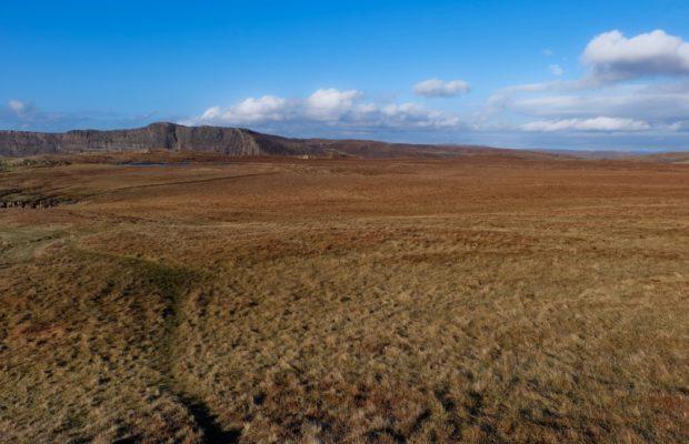isola di skye scozia panorama
