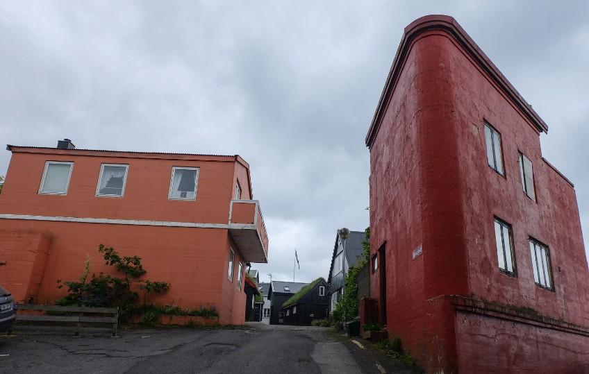 isole faroe viaggio cosa vedere a torshavn case