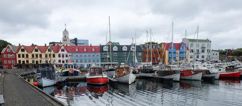 isole faroe viaggio cosa vedere a torshavn porto