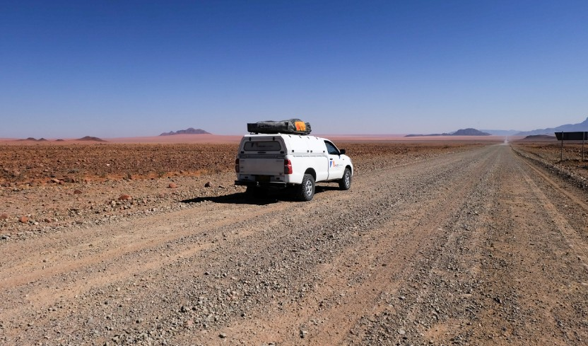 itinerario viaggio namibia auto a noleggio guida