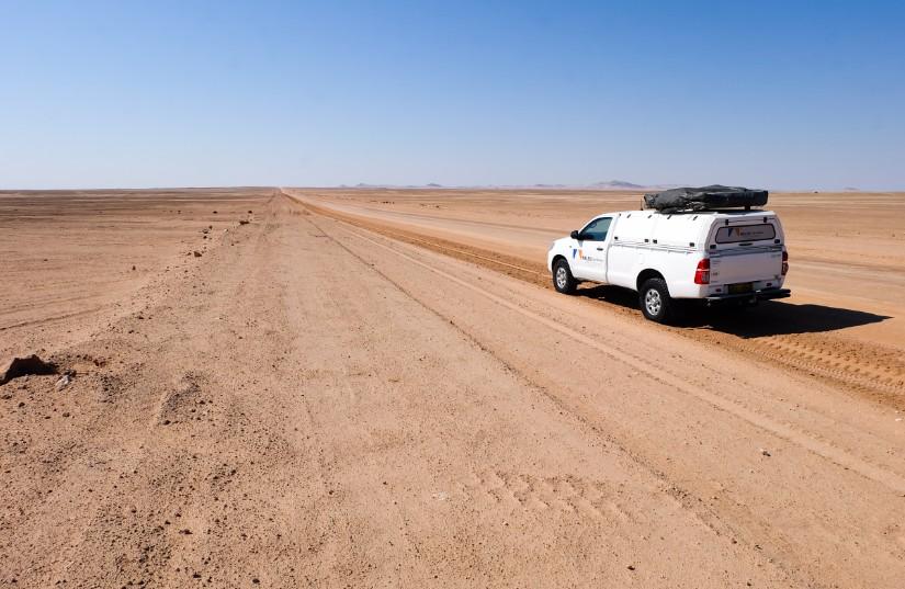 itinerario viaggio namibia auto a noleggio self drive