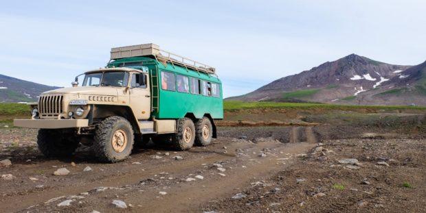 kamchatka camion