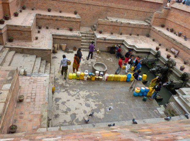kathmandu acqua