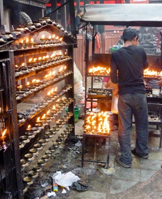 kathmandu candele
