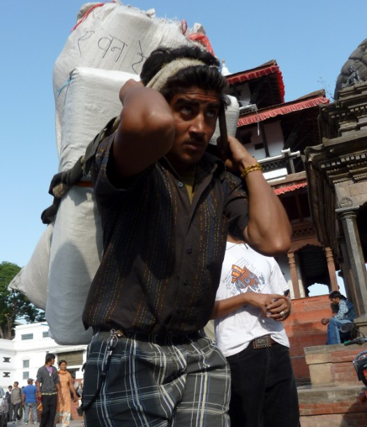 kathmandu portatore