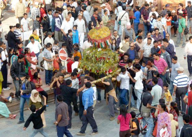 kathmandu processione