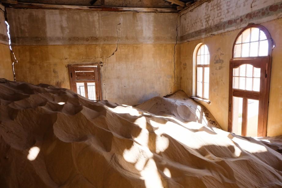 kolmanskop viaggio in namibia