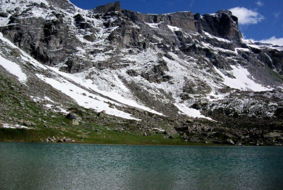 lago bianco alpe veglia trek