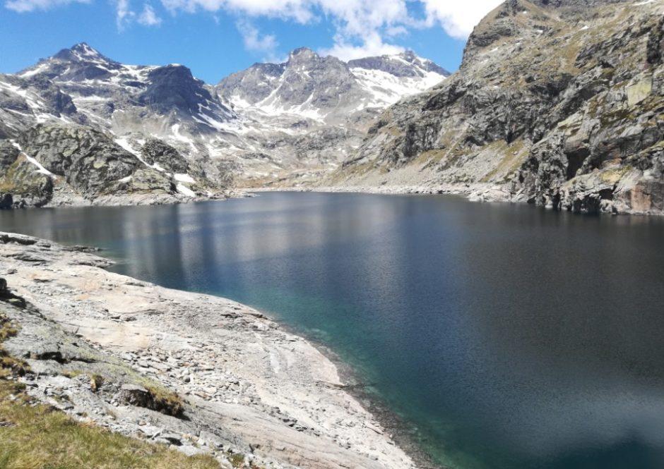 Trekking al Lago del Truzzo, Val Chiavenna