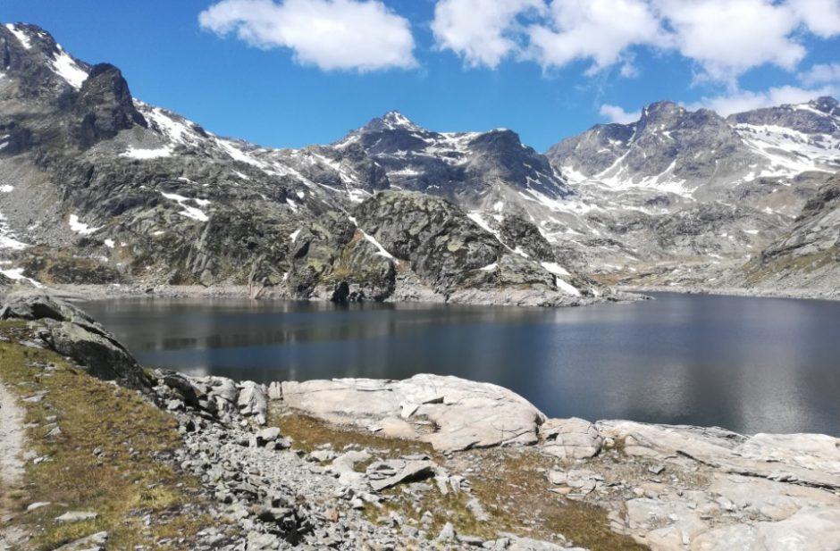 lago del truzzo trekking val chiavenna gita