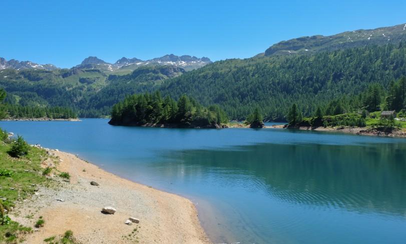 Gita all'Alpe Devero: lago Devero e lago di Pianboglio
