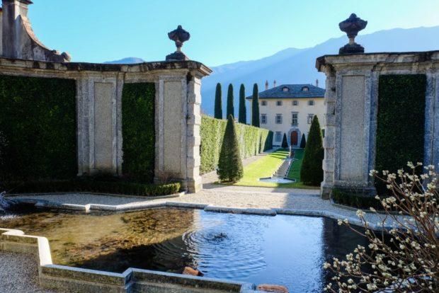 lago di como green way villa