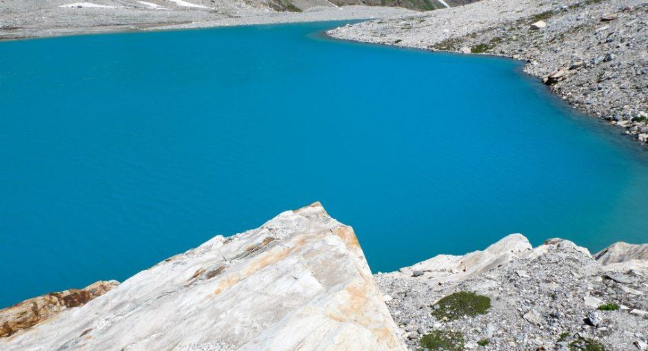 Lago di goletta dal Rifugio Benevolo – Trekking in Val di Rhemes