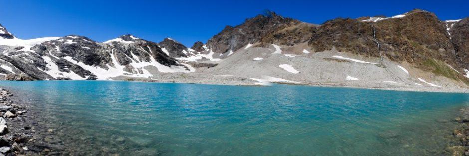 lago di goletta trekking da rifugio benevolo val di rhemes escursione valle aosta