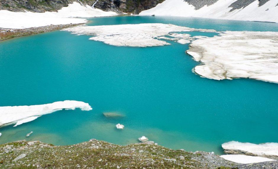 lago di san grato valgrisanche escursione trekking