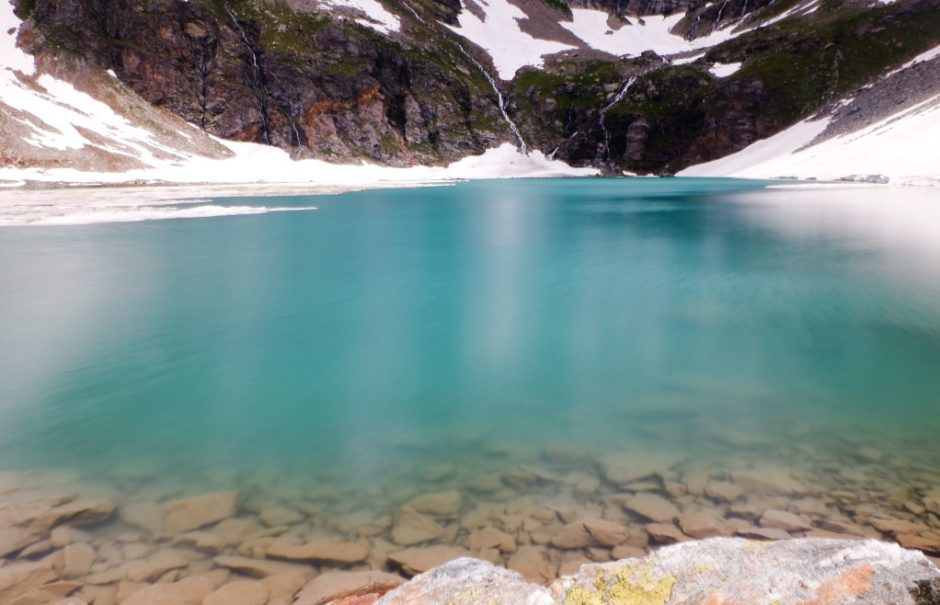 lago di san grato valgrisanche escursione trekking valle aosta