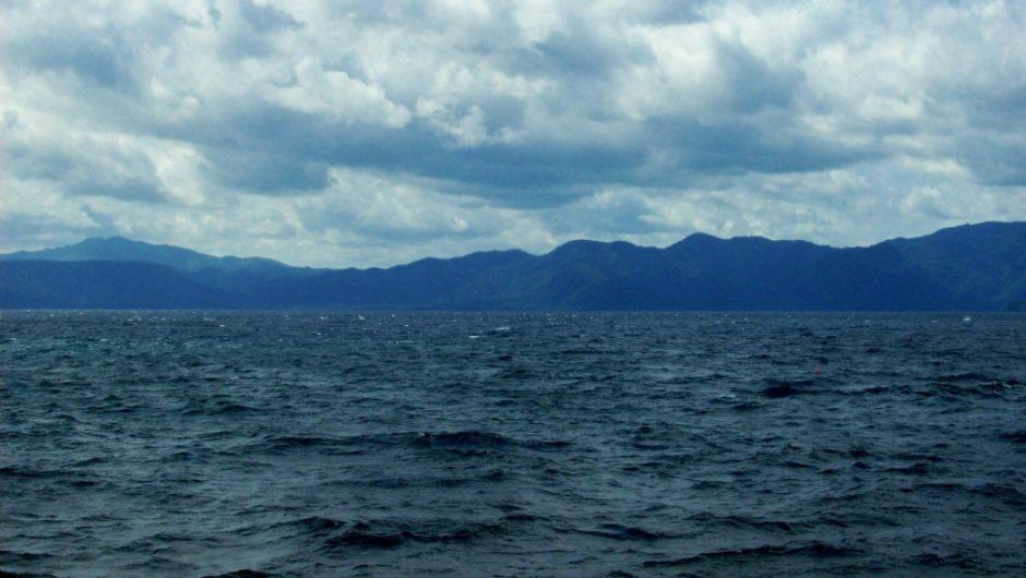 lago shikotsuko giappone hokkaido