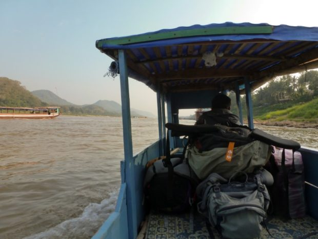 laos mekong barca
