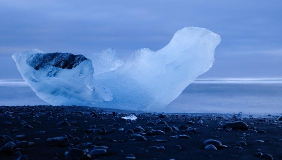 libri di viaggio islanda iceberg