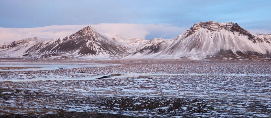 Libri di viaggio in Islanda - Tundra invernale