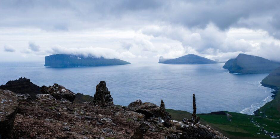 libro di viaggio Isole Faroe trekking