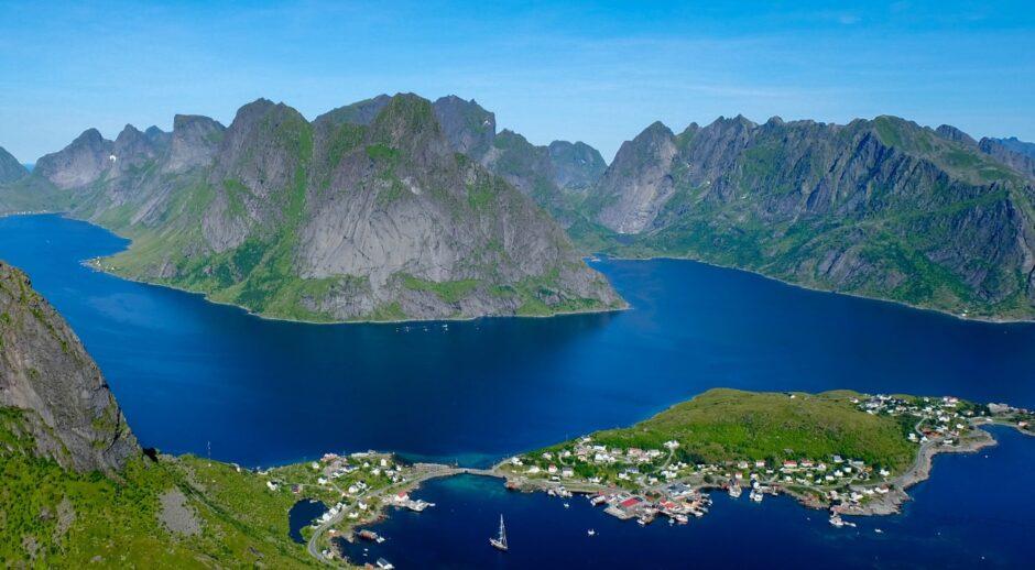 libro di viaggio Norvegia isole Lofoten
