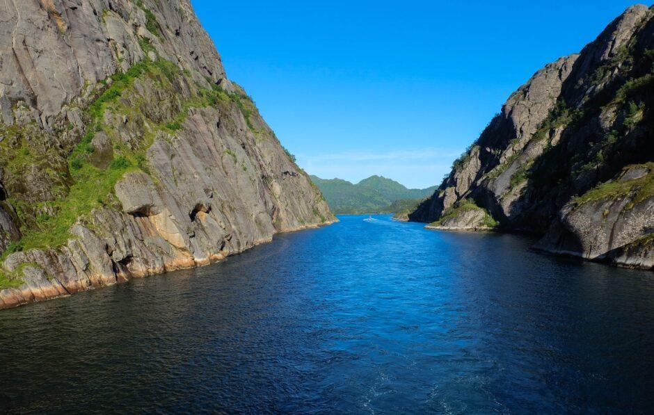 libri di viaggio Norvegia navigazione mare del nord