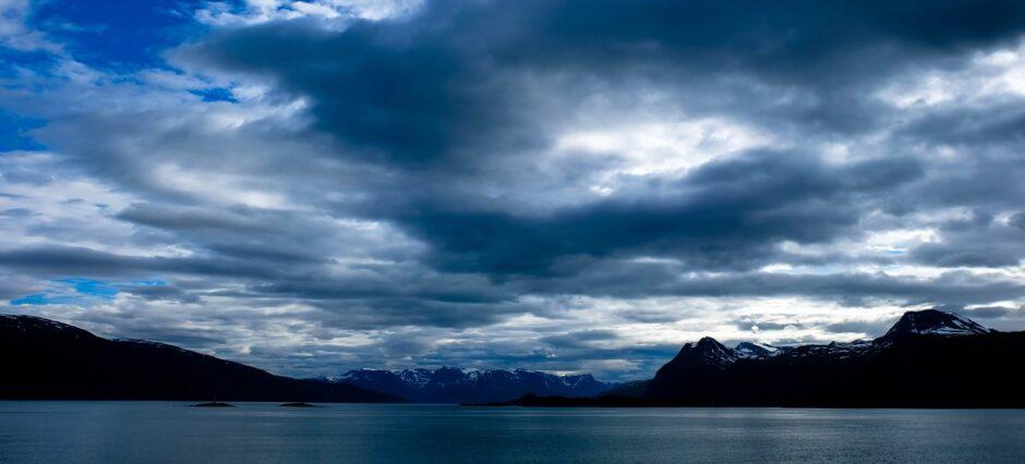 libro di viaggio Norvegia panorama sul fiordo