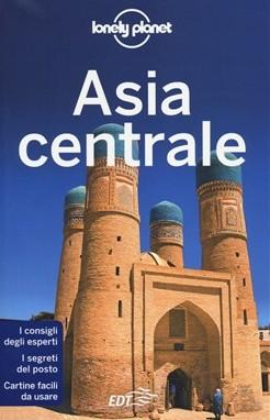libro di viaggio asia centrale guida