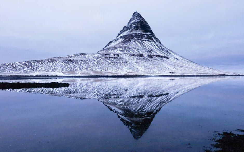 libro di viaggio islanda Kirkjufell