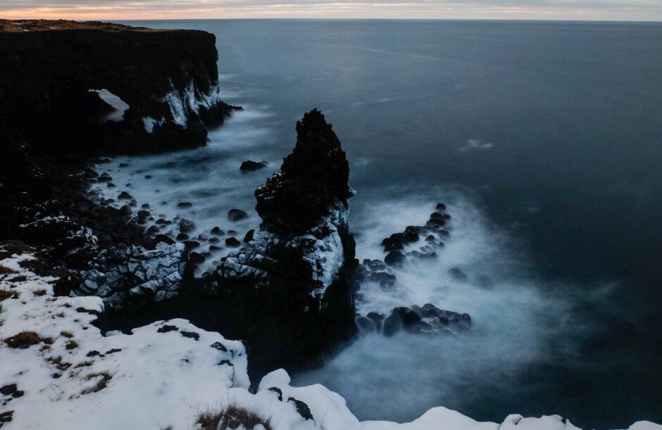 Libri di viaggio in Islanda - Mare