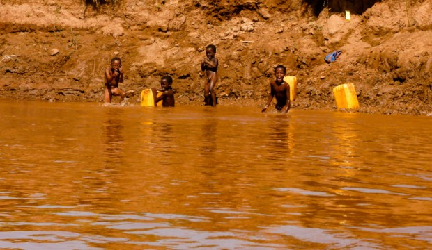 madagascar bagno Tsiribihina