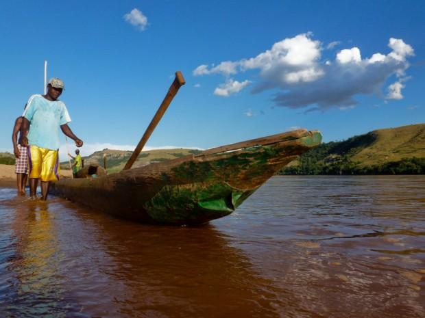 Madagascar: discesa in piroga del fiume Tsiribihina