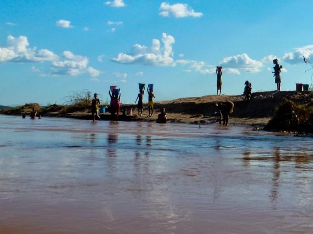 madagascar acqua Tsiribihina