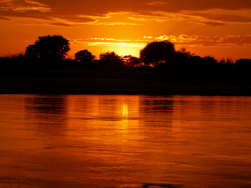 madagascar tsiribihina tramonto