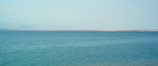 Un tuffo nel Mar Morto
