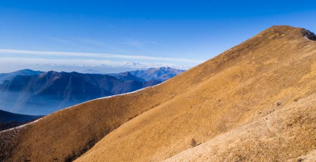 Salita al Monte San Primo