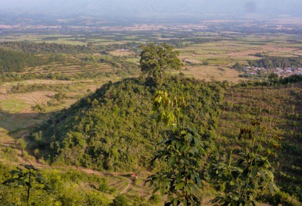 muang sing trekking laos