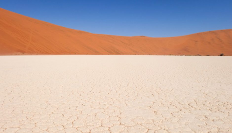 Magie nel deserto del Namib: le dune rosse del Deadvlei