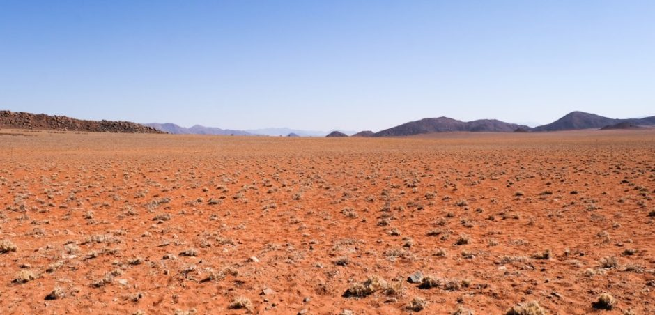 namibia viaggio biosphere reserve