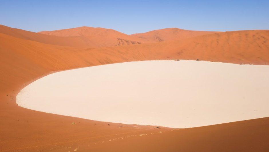 namibia viaggio deadvlei deserto