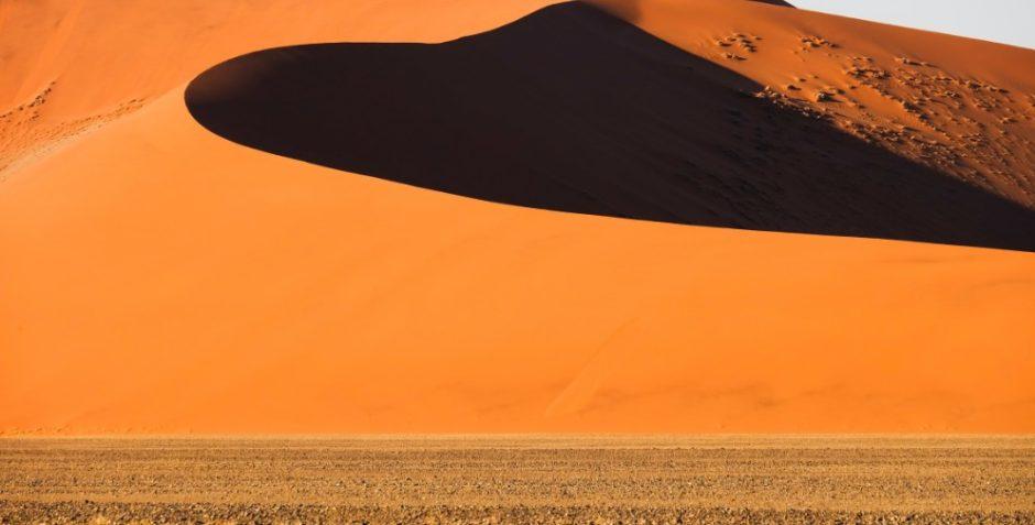 namibia viaggio dune rosse alba deserto