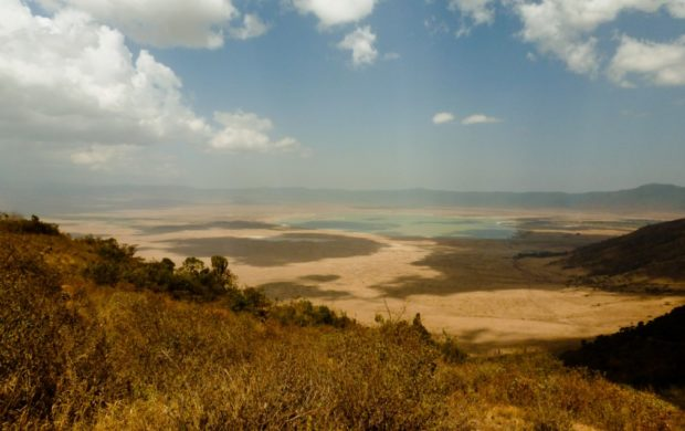 ngorongoro caldera tanzania