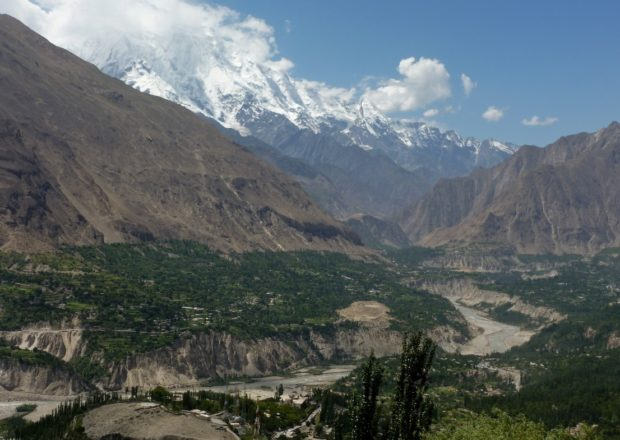pakistan valle dell'hunza