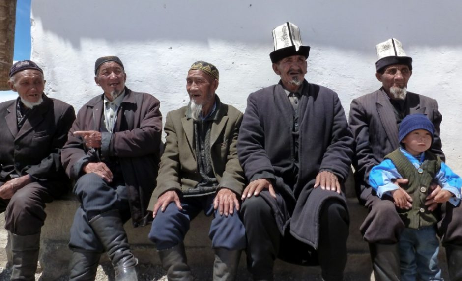 pamir highway tagikistan abitanti