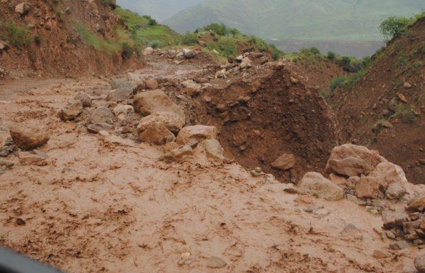 pamir highway tagikistan fango